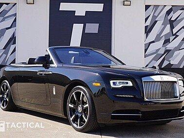 2018 Rolls-Royce Dawn for sale 101387962
