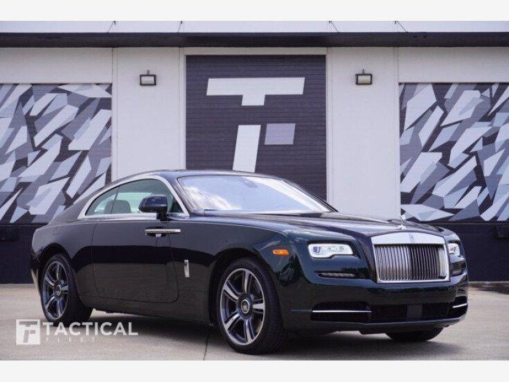 2018 Rolls-Royce Wraith for sale 101549635