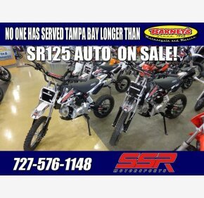 2018 SSR SR125 for sale 200695150