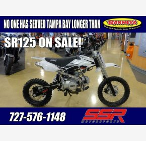 2018 SSR SR125 for sale 200695151