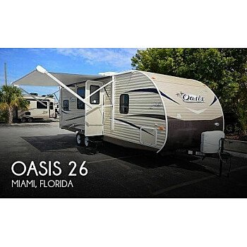 2018 Shasta Oasis for sale 300256355