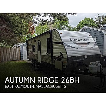 2018 Starcraft Autumn Ridge for sale 300249505