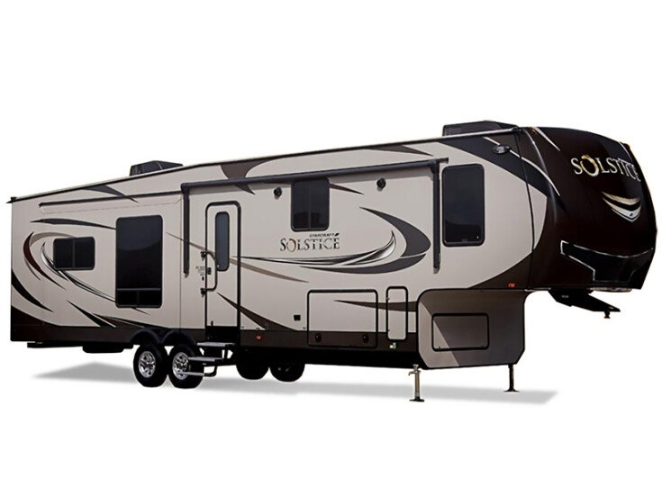 2018 Starcraft Solstice 334CKRS specifications