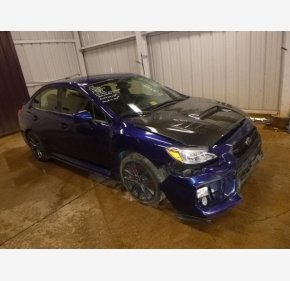 2018 Subaru WRX for sale 100997622