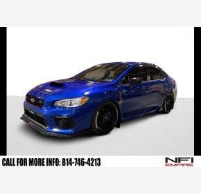 2018 Subaru WRX for sale 101299152