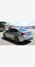 2018 Subaru WRX Limited for sale 101346388