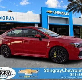 2018 Subaru WRX STI for sale 101426991