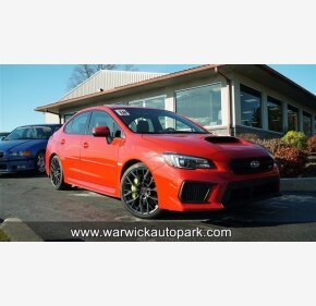 2018 Subaru WRX for sale 101445078