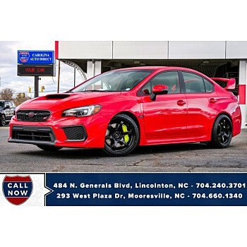 2018 Subaru WRX for sale 101459707