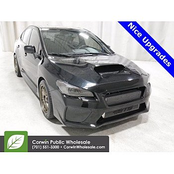 2018 Subaru WRX Premium for sale 101550213