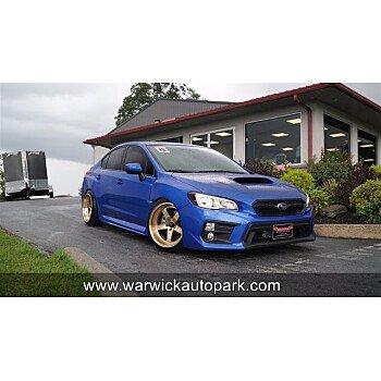 2018 Subaru WRX Premium for sale 101611345