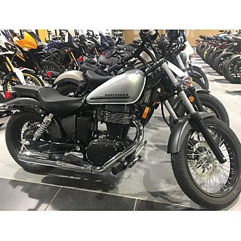2018 Suzuki Boulevard 650 S40 for sale 200533013