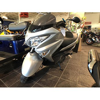2018 Suzuki Burgman 200 for sale 200551657