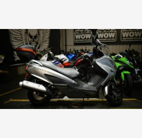 2018 Suzuki Burgman 200 for sale 200872930