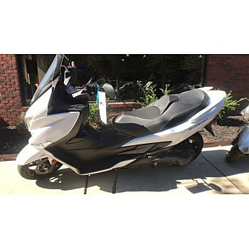 2018 Suzuki Burgman 400 for sale 200517996
