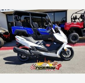 2018 Suzuki Burgman 400 for sale 200518739