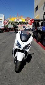 2018 Suzuki Burgman 400 for sale 200541958