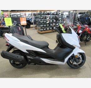 2018 Suzuki Burgman 400 for sale 200586935