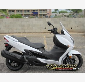 2018 Suzuki Burgman 400 for sale 200671380