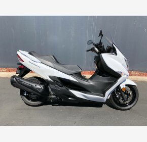 2018 Suzuki Burgman 400 for sale 200702407