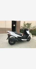 2018 Suzuki Burgman 400 for sale 200763166