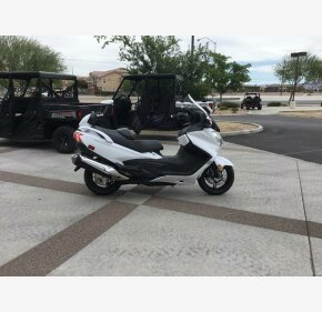 2018 Suzuki Burgman 650 for sale 200701078
