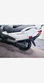 2018 Suzuki Burgman 650 for sale 200720520