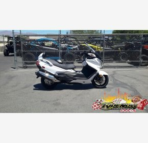 2018 Suzuki Burgman 650 for sale 200756778