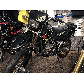 2018 Suzuki DR-Z400SM for sale 200549126