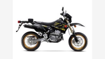 2018 Suzuki DR-Z400SM for sale 200601725
