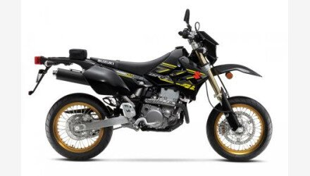 2018 Suzuki DR-Z400SM for sale 200640375