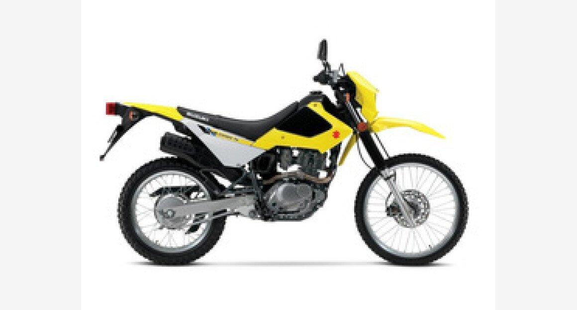 2018 Suzuki DR200S for sale 200508165