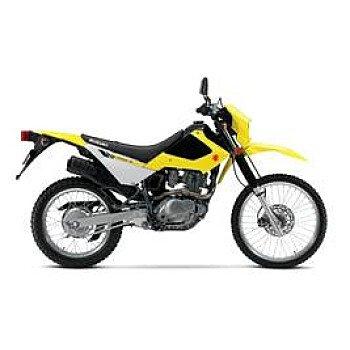 2018 Suzuki DR200S for sale 200659117