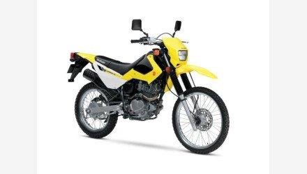 2018 Suzuki DR200S for sale 200634151