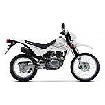 2018 Suzuki DR200S for sale 200694010