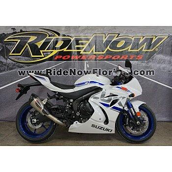 2018 Suzuki GSX-R1000 for sale 200570222