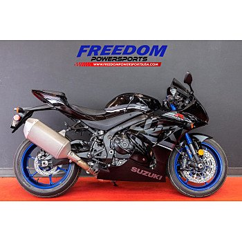 2018 Suzuki GSX-R1000R for sale 200616348