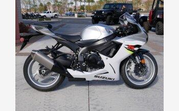 2018 Suzuki GSX-R600 for sale 200535446