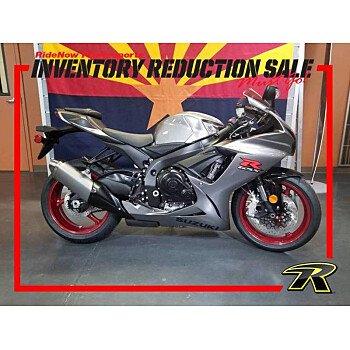 2018 Suzuki GSX-R600 for sale 200545338