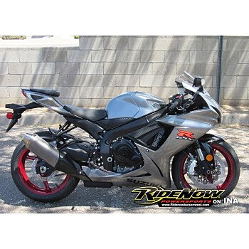 2018 Suzuki GSX-R600 for sale 200565418