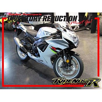 2018 Suzuki GSX-R600 for sale 200565484
