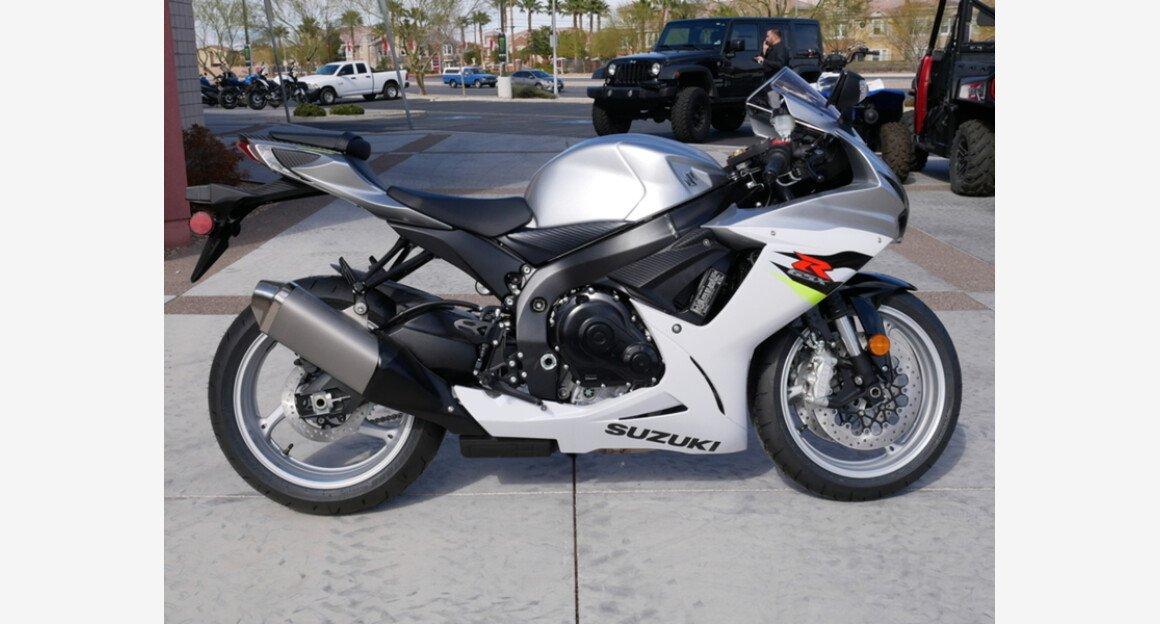 2018 Suzuki GSX-R600 for sale 200603391