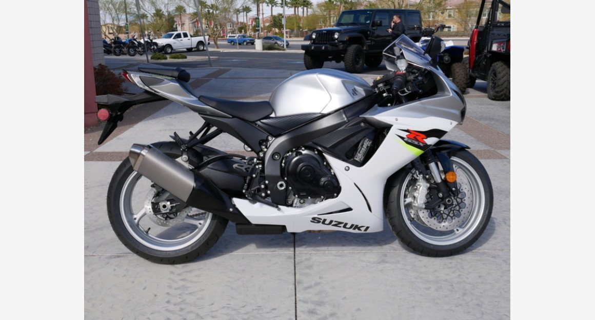 2018 Suzuki GSX-R600 for sale 200603401