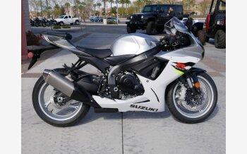 2018 Suzuki GSX-R600 for sale 200603414