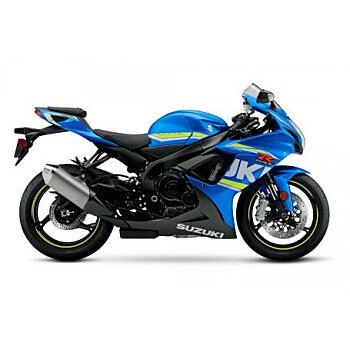 2018 Suzuki GSX-R600 for sale 200607681