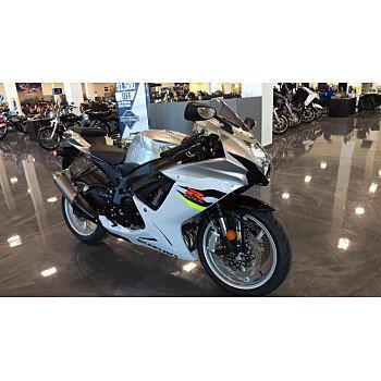 2018 Suzuki GSX-R600 for sale 200678435