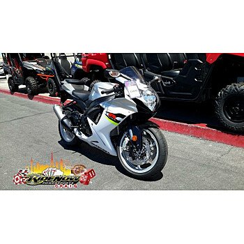2018 Suzuki GSX-R600 for sale 200703356