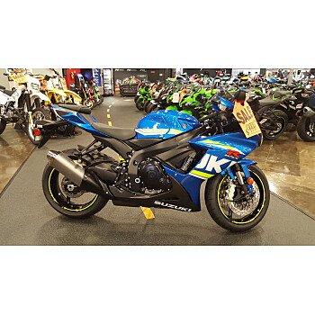 2018 Suzuki GSX-R600 for sale 200715473