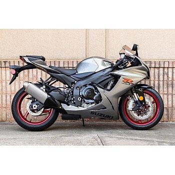 2018 Suzuki GSX-R600 for sale 200723989