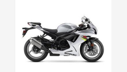 2018 Suzuki GSX-R600 for sale 200555188